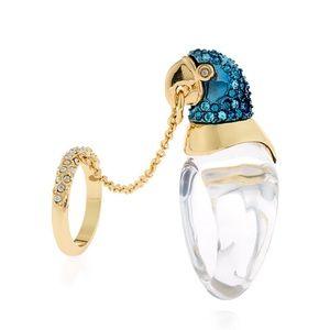 Alexis Bittar Parrot Ring